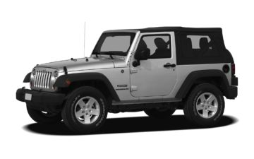 Jeep wrangler 3door automatic 4×4